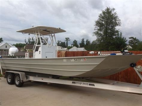 Custom Built Bay Boats by 2006 Custom Built Aluminum Bay Boat Bay Boat For Sale In