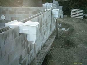 comment construire une piscine en beton 7 installation With comment construire une piscine en beton