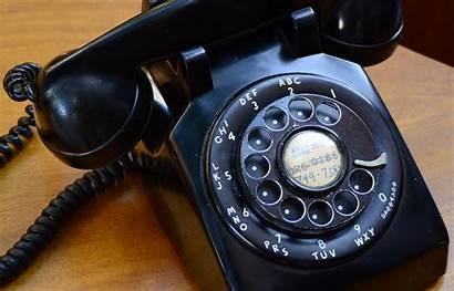 Rotary Telephone Dial Phone Teens Alexander Robert