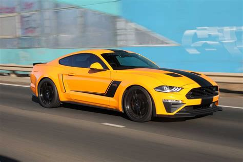 Roush Mustang Review by 2018 Roush Jackhammer Performance Review