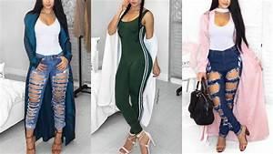 Outfit Sommer 2017 : tendencias de moda 2017 outfits primavera verano fashions trends 2017 youtube ~ Frokenaadalensverden.com Haus und Dekorationen