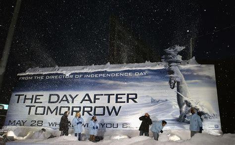 【氣象小百科】連續性氣候異常 彷彿「明天過後」翻版 | 台灣生活氣象 | 大紀元