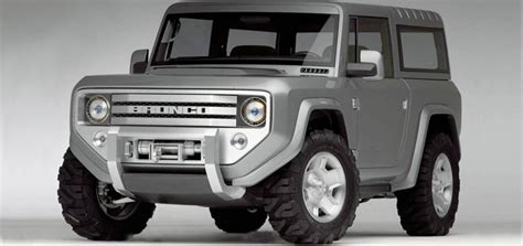 ford bronco concept    rampage ford authority
