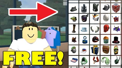 avatar items    robloxian