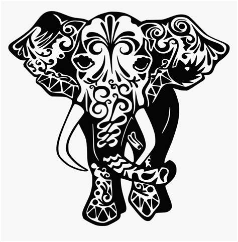 Little baby elephant free svg. Elephants Svg Tribal - Mandala Svg Free Free Elephant, HD ...