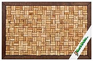 Pinnwand Aus Kork : xl pinnwand aus gebrauchten weinkorken rahmen eiche dunkel 90x60cm ~ Yasmunasinghe.com Haus und Dekorationen