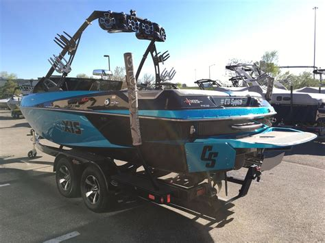 Used Axis Wakeboard Boats For Sale by 2014 Used Axis T22 Ski And Wakeboard Boat For Sale