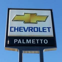 palmetto chevrolet car dealers   ave conway