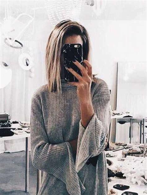 short haircuts  thin straight hair short