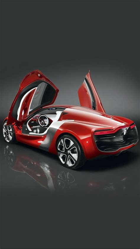 renault dezir concept car android wallpaper free