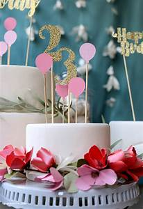 Birthday Cake Toppers Lia Griffith