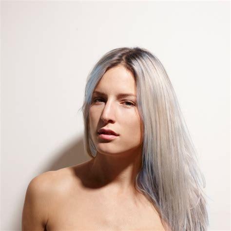 Renbow Crazy Colour Semi Permanent Hair Dye Silver