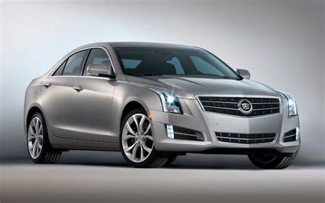 Cadillac Ats Awd Review by New Car Review 2013 Cadillac Ats Awd 3 6l