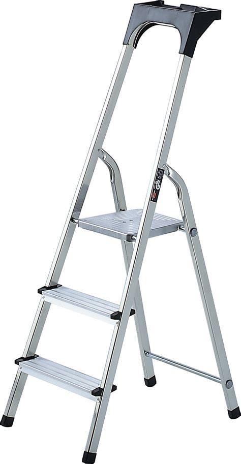 haushaltsleiter 7 stufen brennenstuhl alu haushaltsleiter 7 stufen arbeitsschale 1401270 b 252 roartikel bei officio de