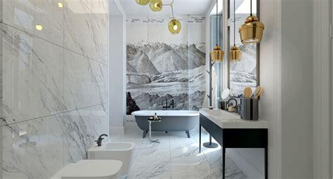 Badezimmer Klassisch Modern bathroom decor ideas which show a classic and