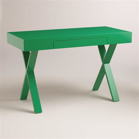World Market Josephine Desk by Green Josephine Desk World Market