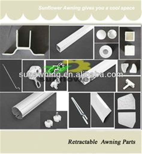 aleko replacement retractable arm left   wide awning white retractable awning parts