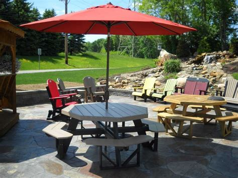 Outdoor Tables For Sale by Octagon Poly Picnic Table Patio Table Sets Sales Prices