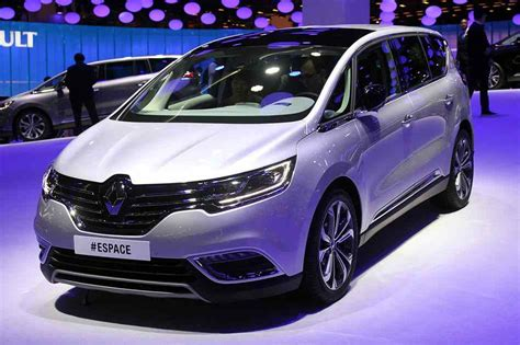 New 20182019 Renault Espace  The Fifth Generation Of The