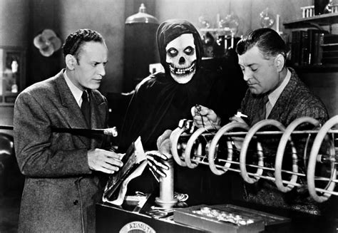 For any Misfits fans, the original Crimson Ghost (1946 ...