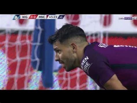 ملخص مباراة مانشستر سيتي و ويجان 01  سقوط مفاجئ و جنون