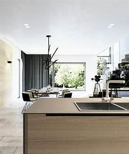 Küchenideen Mit Kochinsel : wohnungseinrichtung im skandinavischen stil von archiplastica ~ Buech-reservation.com Haus und Dekorationen