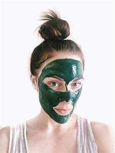 Diy Spirulina Face Mask  Anti Aging   Antibacterial