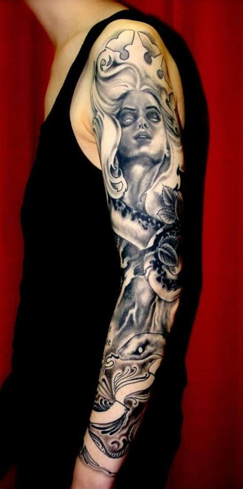 200 Incredible Sleeve Tattoo Ideas (Ultimate Guide, August