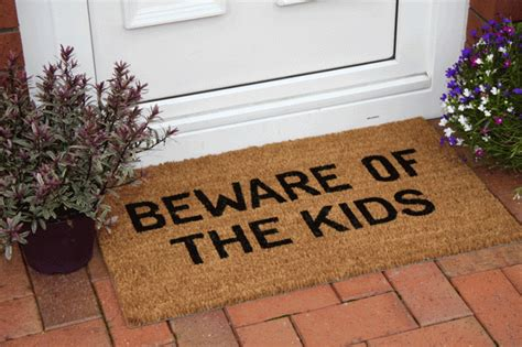 Humorous Doormats by 17 Doormats For Your House