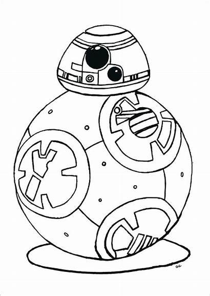 Leia Princess Coloring Pages Wars Star Printable