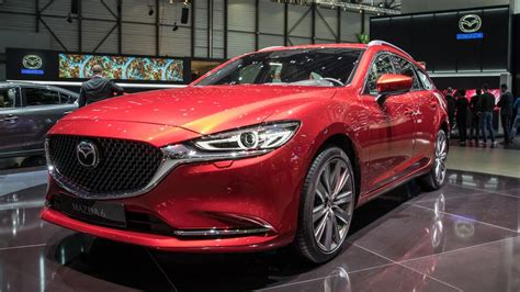 2019 Mazda6 Tourer Is Playing With Our Wagonloving Hearts