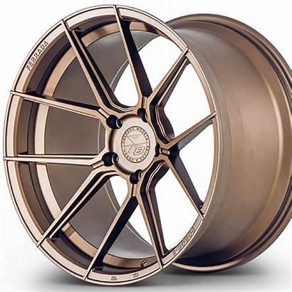 Bronze Wheels Ferrada Fr8 Rims Wheel 20x10