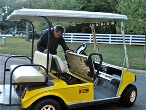 golf cart repair troubleshooting schematics and faq