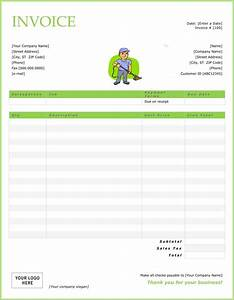 house cleaning house cleaning invoices free With cleaning company invoice