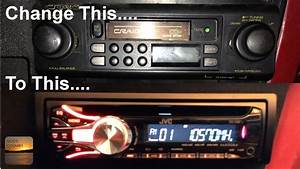 How-to Install A Stereo In A 1973-1987 Chevy Truck  Crew Cab  Blazer  Or Suburban