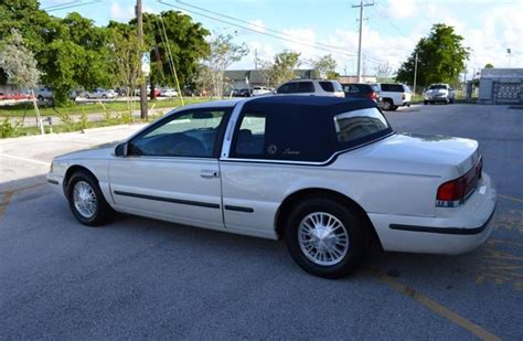 mercury cougar xr bostonian edition  sale