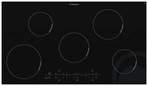 westinghouse induction cooktop whiba appliances