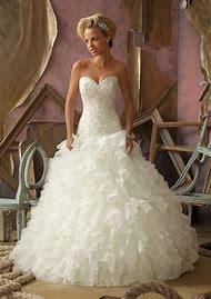 New fashion designer crystal wedding dress B1…