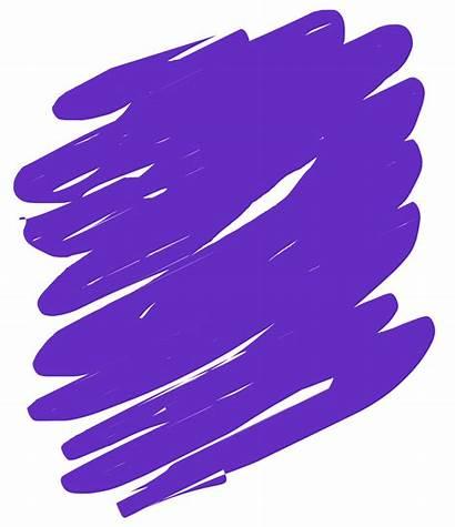 Purple Clipart Paint Clip Paintbrush Effect Transparent