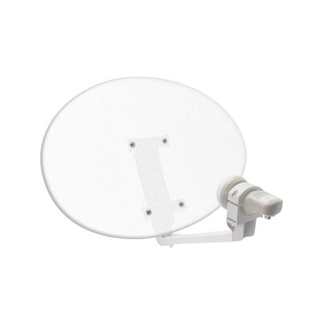 antenne satellite discrete antenne satellite discr 232 te elliptique avec t 234 te lnb