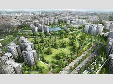 Singapore Highrise buildings plan on mitigating 'Urban