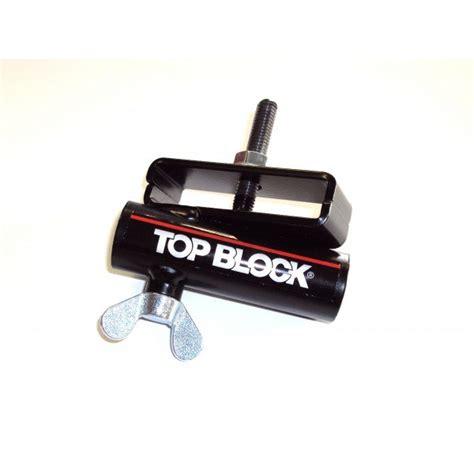 block u shop support antivol moto type 3 top block fixation facile