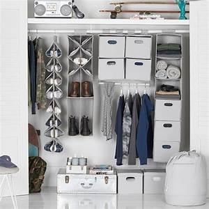 Ultimate, Closet, Storage, Set, With, Shoe, And, Boot, Organizer