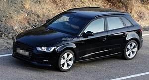 Audi Paris Est Evolution : 2013 audi a3 sportback expected in paris autoevolution ~ Gottalentnigeria.com Avis de Voitures