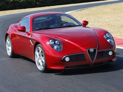 Alfa Romeo 8c by Automotive Database Alfa Romeo 8c Competizione
