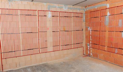 Wandheizung Strahlungswaerme Aus Der Wand by Systeml 246 Sungen Harreither