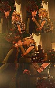 This was an adorable scene in Gift of the night fury #kiss ...