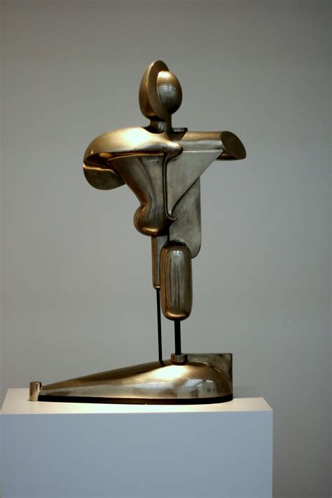 Oskar Schlemmer - Abstract Figure, 1921   Roger   Flickr
