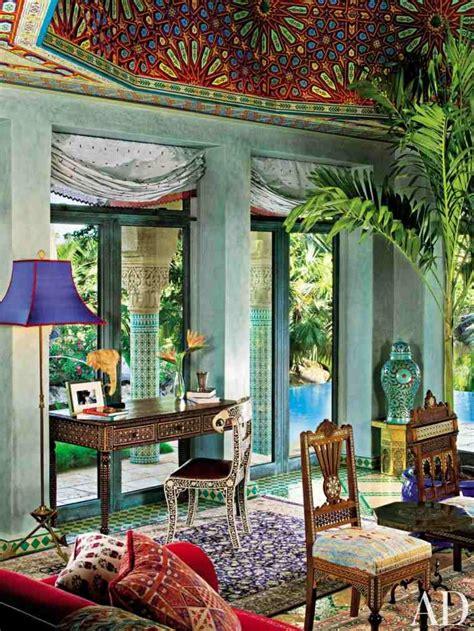 canapé style marocain salon moderne d 39 inspiration marocaine