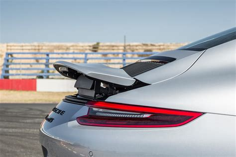 porsche 911 carrera gts spoiler 2017 porsche 911 carrera gts first impression digital trends